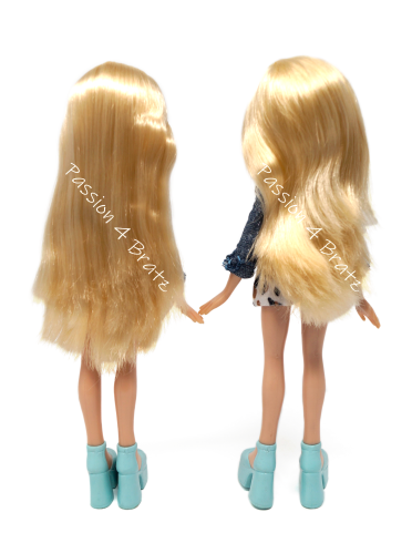 First Edition Detailed and Undetailed Cloe Hairstyles