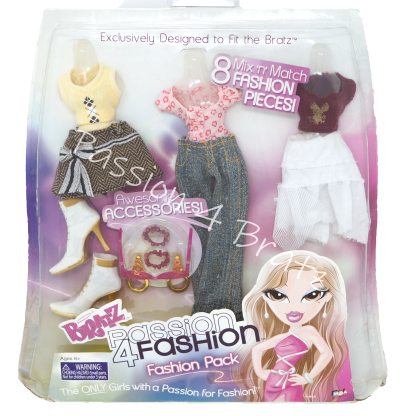 Passion 4 Fashion Fashion Pack #1