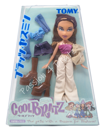 First Edition Japanese Cool Bratz Yasmin
