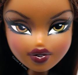 Bratz Collector Sasha Close Up