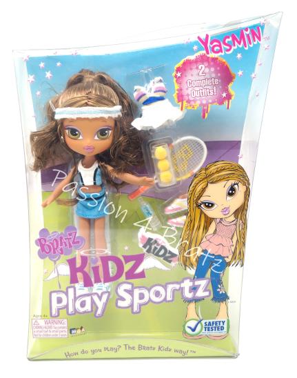 Kidz Play Sportz Yasmin Box