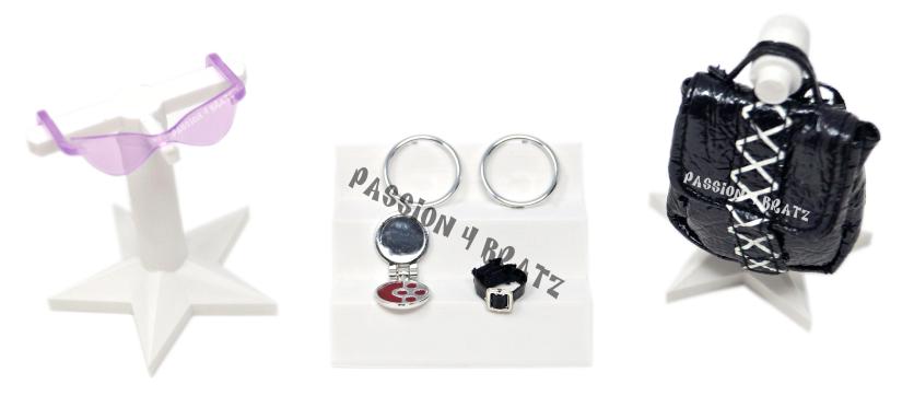 Bratz Collector Sasha Accessories