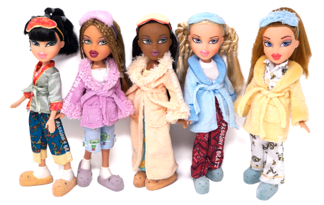 Slumber Party Wave 1 First Outfits
