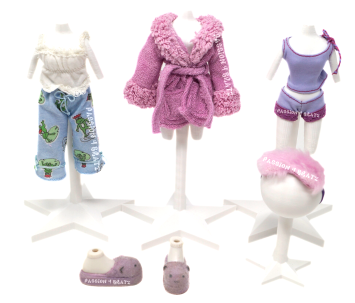 Slumber Party Wave 1 Yasmin Clothes and Shoes