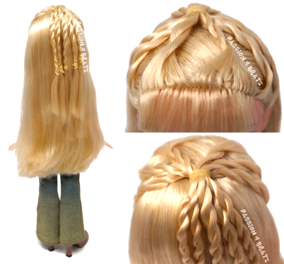 Xpress It Wave 1 Cloe Hairstyle