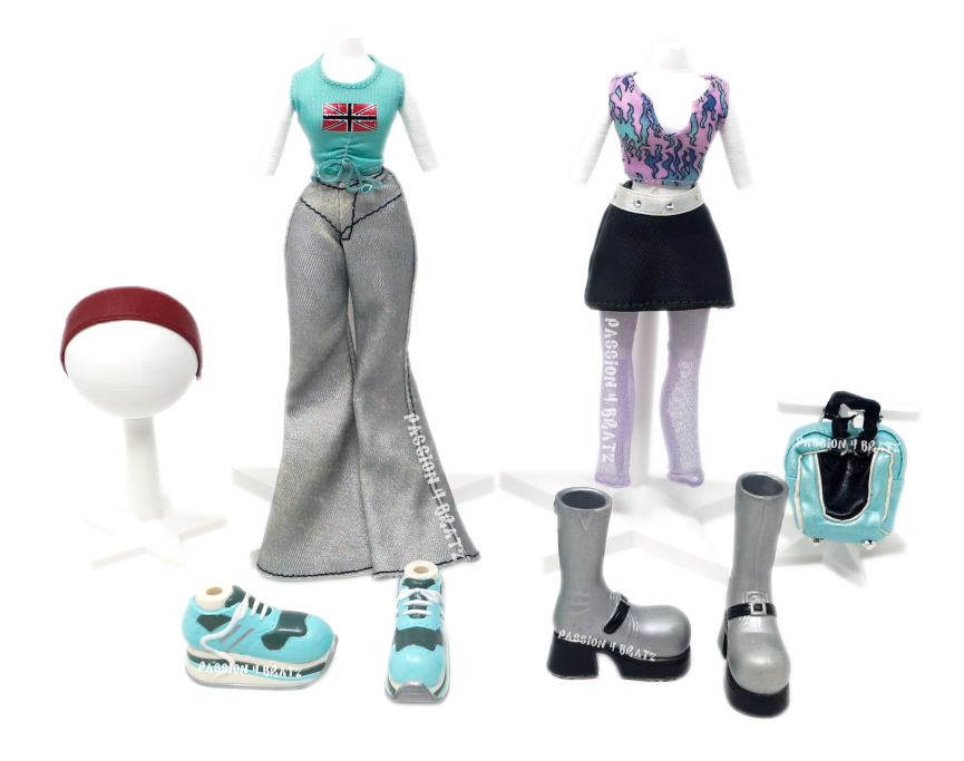 Second Edition/Flaunt It Jade Clothes, Shoes, and Accessories
