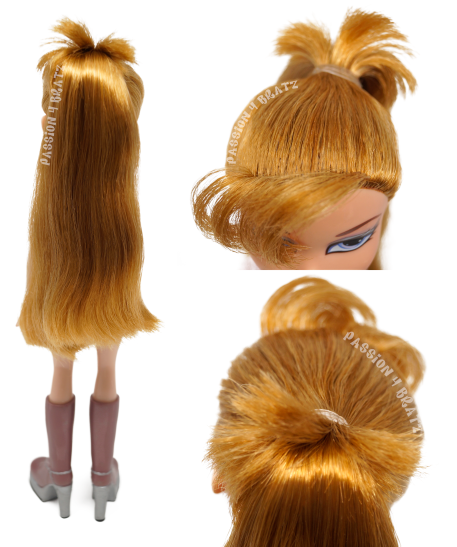 Funk 'N' Glow Wave 1 Meygan Hairstyle