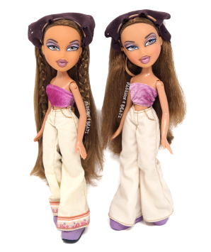 First Edition Yasmin Detailed and Undetailed First Outfits