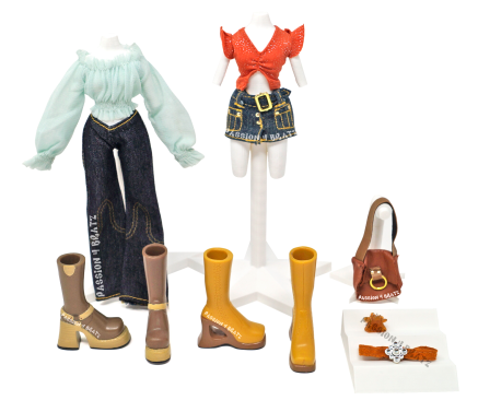 Xpress It Wave 1 Yasmin Clothes, shoes, and Accessories