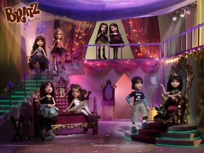 Princess Bratz.com Wallpaper