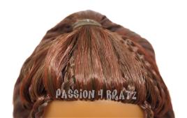 Bratz Collector Sasha Hairstyle
