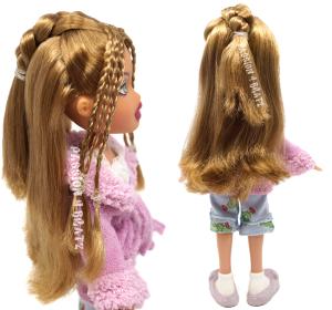 Slumber Party Yasmin Wave 1 Hairstyle