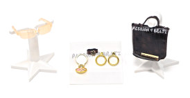 Bratz Collector Yasmin Accessories