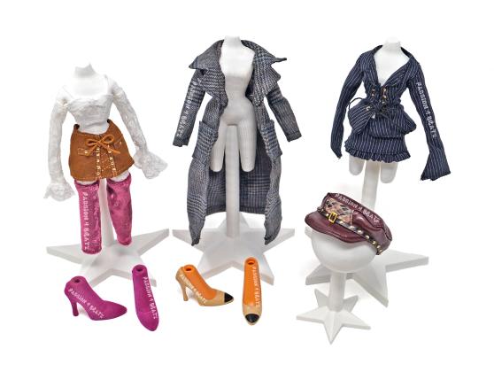 Bratz Collector Yasmin Clothes