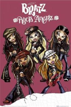 Rock Angelz Artwork