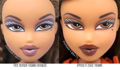 First Edition Yasmin vs. Xpress It 2002 Yasmin