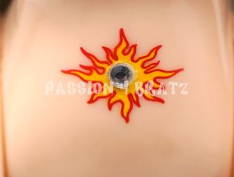 Rock Angelz Cloe Tattoo