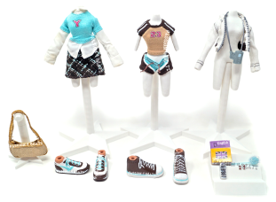Back to School Cloe Clothes, Shoes, and Accessories