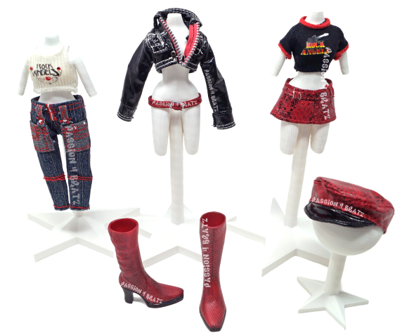 Rock Angelz Cloe Clothes and Shoes