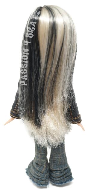 Rock Angelz Jade Hairstyle