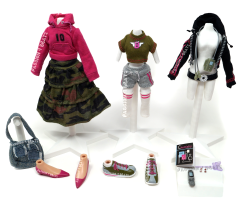 Back to School Phoebe Clothes, Shoes, and Accessories