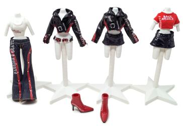Rock Angelz Sasha Clothes and Shoes