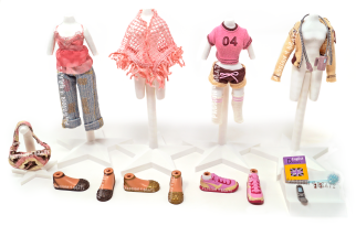 Back to School Yasmin Clothes, Shoes, and Accessories