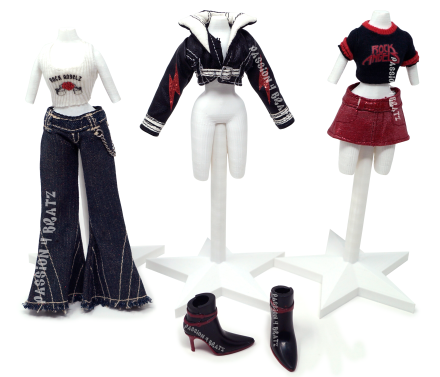 Rock Angelz Yasmin Clothes and Shoes