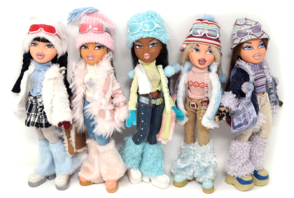 Wintertime Wonderland Wave 1 First Outfits