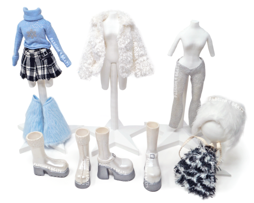 Wintertime Wonderland Wave 1 Jade First Outfit Clothes, Shoes, and Accessories