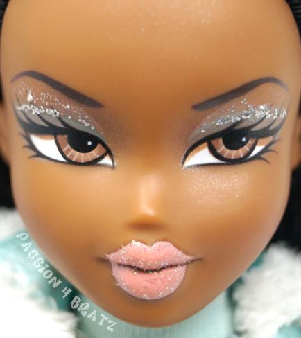 Wintertime Wonderland Sasha Close Up