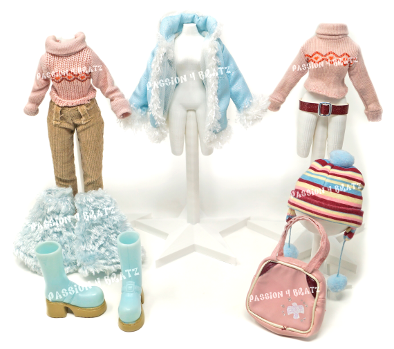 Wintertime Wonderland Wave 1 Cloe First Outfit Clothes, Shoes, and Accessories