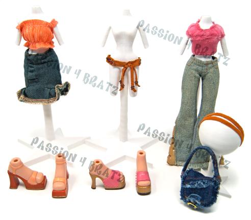 Strut It 2003 Cloe Clothes, Shoes, and Accessories