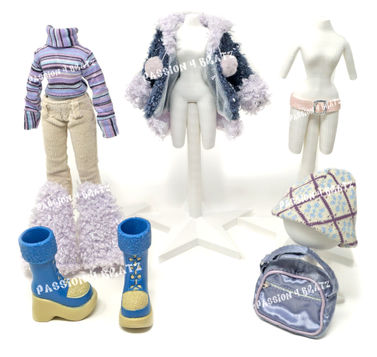 Wintertime Wonderland Wave 1 Dana First Outfit Clothes, Shoes, and Accessories