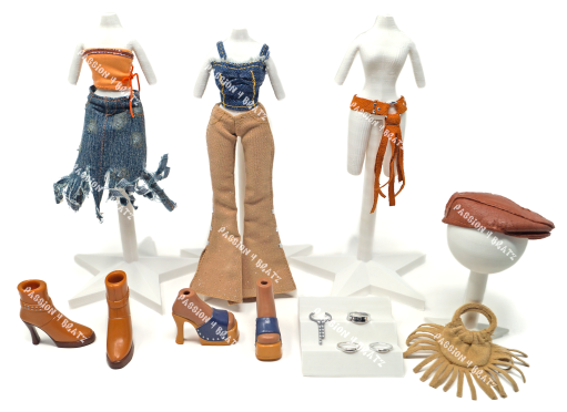 Strut It 2003 Sasha Clothes, Shoes, and Accessories