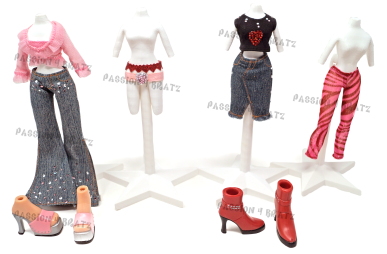 Sweet Heart Meygan Clothes and Shoes