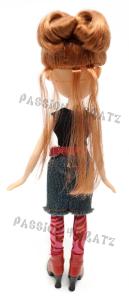 Sweet Heart Meygan Hairstyle