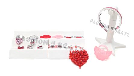 Sweet Heart Meygan Accessories