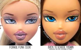 Formal Funk Cloe vs. Back to School Yasmin