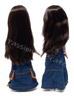 First Edition Sasha Detailed and Undetailed Sasha Hairstyles