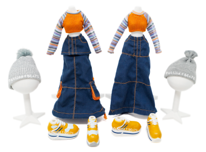 First Edition Sasha Detailed and Undetailed Sasha First Outfit Clothes and Shoes