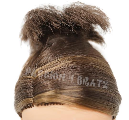 Formal Funk Dana Hairstyle