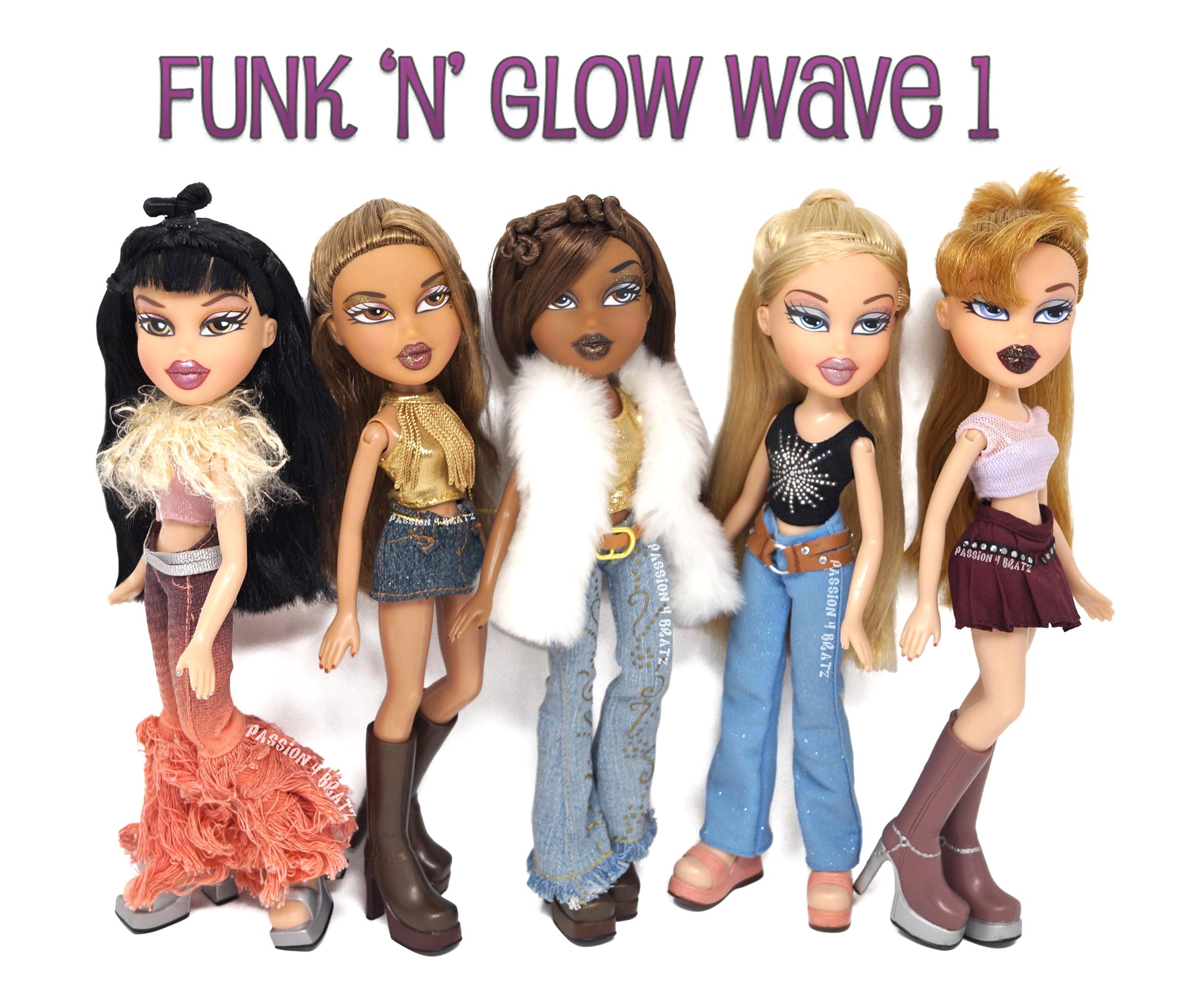 Funk n GLow Button 2