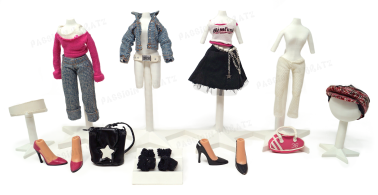 Flashback Fever Cloe Clothes and Shoes