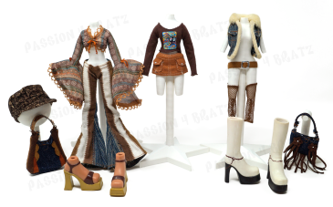 Flashback Fever Fianna Clothes and Shoes