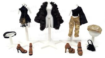 Flashback Fever Sasha Clothes and Shoes