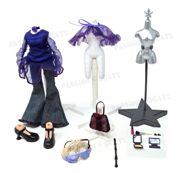 Midnight Dance Yasmin Clothes, Shoes, and Accessories