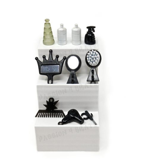Stylin' Salon 'N' Spa Accessories