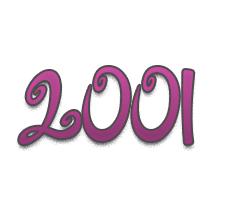 2001 Button