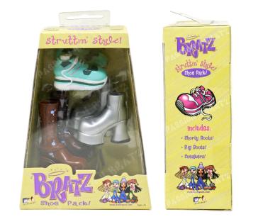 2002 Struttin' Style Shoe Pack Boxed